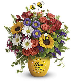 Garden Of Wellness Bouquet