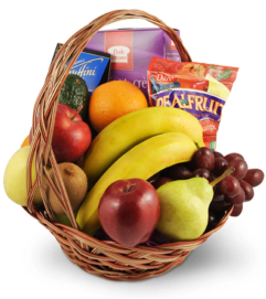 Fruit Basket by Lovingly