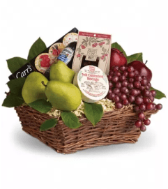 Delicious Delights Basket - Teleflora
