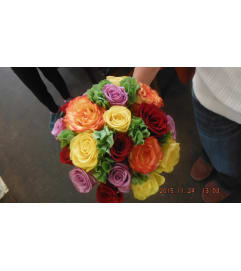 bridal bouquet65