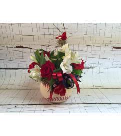 St. Louis Cardinals Baseball Bouquet