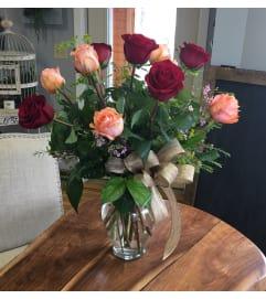 Mix 'em Roses Bouquet