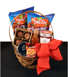 Sweet Delights Gourmet Basket