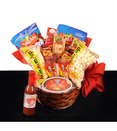 Sweet and Savory Gourmet Basket