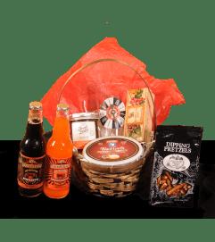 Sip & Snack Gourmet Basket