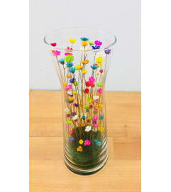 Forever Love Flowers Large Carafe