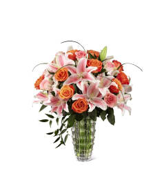 The Sweetly Stunning Luxury Bouquet