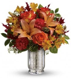 Fall Blushes Bouquet