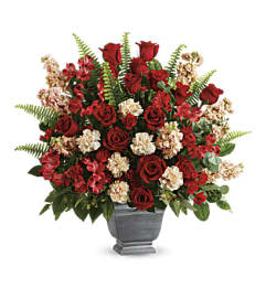 Bold Tribute Bouquet by Teleflora