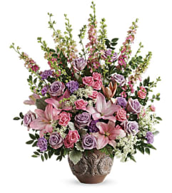 Soft Blush Bouquet by Teleflora