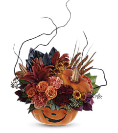 The Halloween Magic Bouquet