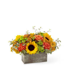 The Garden Gathered™ Bouquet by FTD® Flowers