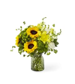 The Garden Grown™ Bouquet by FTD® Flowers