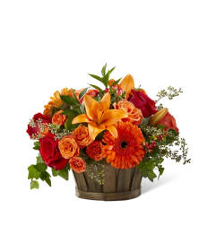 Harvest Memories™ Basket by FTD