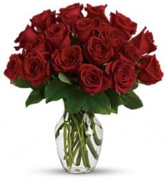 Enduring Passion Red Roses