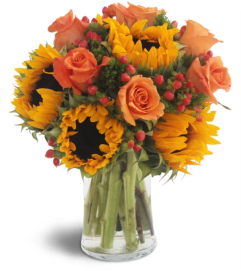 Sweet Harvest Sunflowers™ by Lovingly