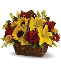 Fall Shades Basket
