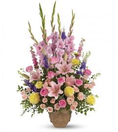 Ever Upward Bouquet (TF)