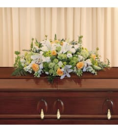 Celtic Pride Casket Spray