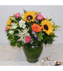 Mixed Seasonal Flowers