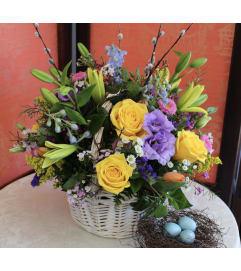 Your Spring Basket