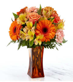 The Essence of Orange Bouquet