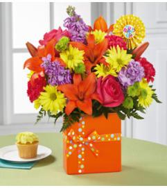 The Birthday Celebration Bouquet