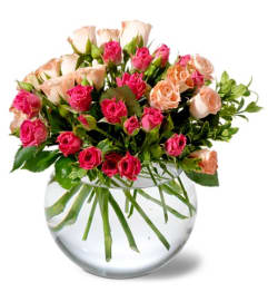Spray Roses Supreme - Designer's Choice!