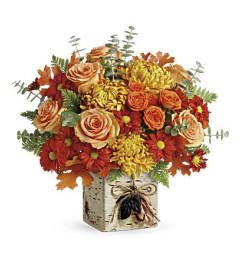 Wild Autum  Bouquet