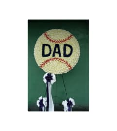 CUSTOM DAD BASEBALL
