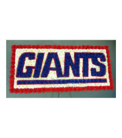 CUSTOM NY GIANTS LOGO