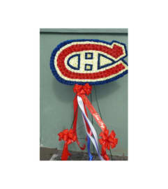 CUSTOM MONTREAL CANADIENS EMBLEM