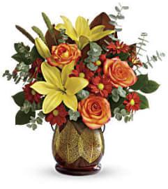 Citrus Blooms Bouquet