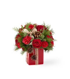 TCG'S FTD Gracious Gift Bouquet