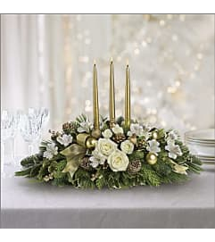 Royal Christmas Centerpiece T131-3