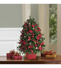 Deck The Halls Tree T134-1
