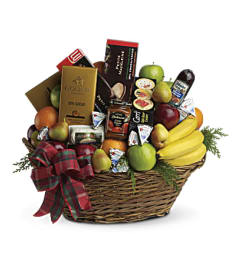The Ultimate Christmas Basket T135-3