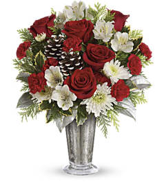 Timeless Cheer Bouquet TWR10-1