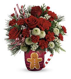 Teleflora's Winter Sips Bouquet