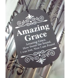 Amazing Grace Jumbo Chimes