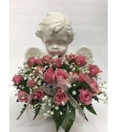 Sweet Cherub's Bouquet