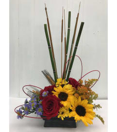Bountiful Blooms by Eagledale Florist