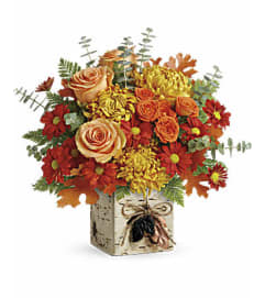 Teleflora Wild Autumn Bouquet