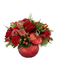 FTD's Christmas Magic Ornament