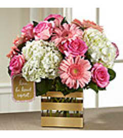 Love Pink Bouquet