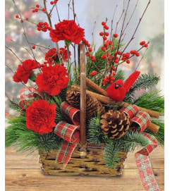 Wintertime Bouquet