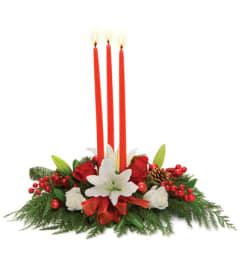 christmas celebration by twigs