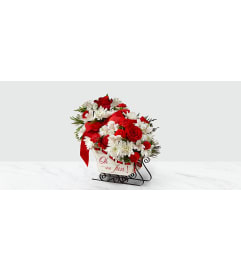 The Traditional Holiday Bouquet