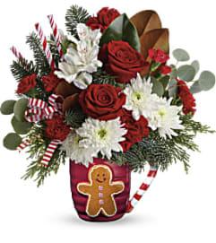 Florist Exclusive Winter Sips