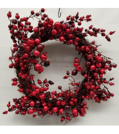 All Berries Wreath SILK